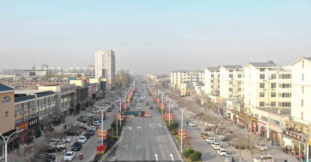 河南两县,互补优势明显,推进一体化进程,发展将势不可挡