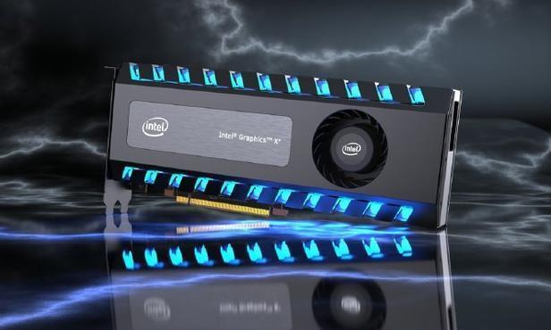 三足鼎立!英特尔Xe显卡架构公布:将跟英伟达、AMD抢客