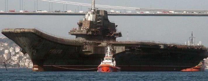 辽宁舰最多还能服役多长时间?俄罗斯这次打开天窗终于说了实话