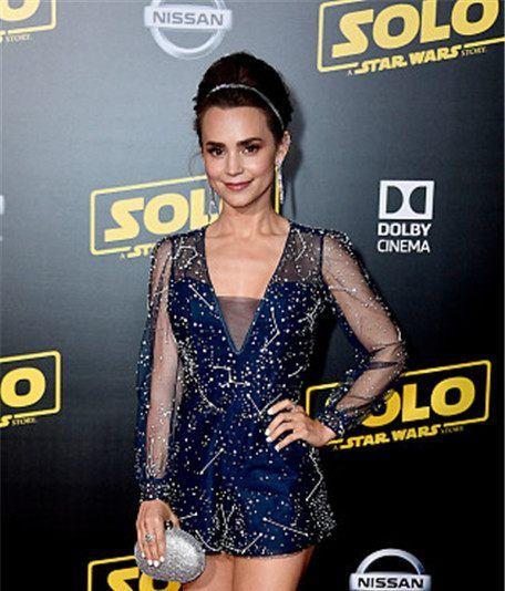 《游侠索罗:星球大战外传》Solo: A Star Wars Story首映礼