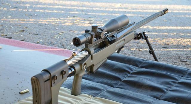 最传奇的枪械,射程在5500米外,创造了当时最牛的射程