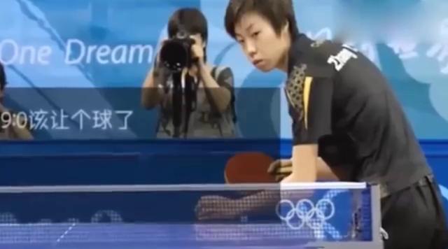 教练:再把小爱打哭了你也别回来了,张怡宁:我看着办!