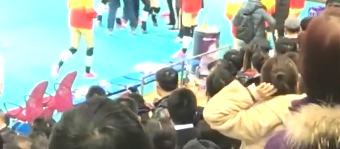 辽宁VS北京赛后,丁霞和王一梅发生冲突,这是哪一出?