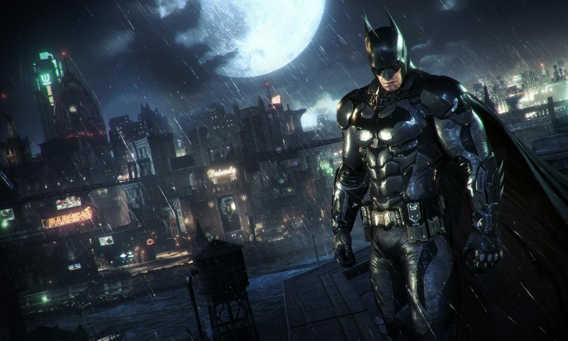 D加密让游戏加更慢Epic《蝙蝠侠:阿卡姆骑士》对比测试