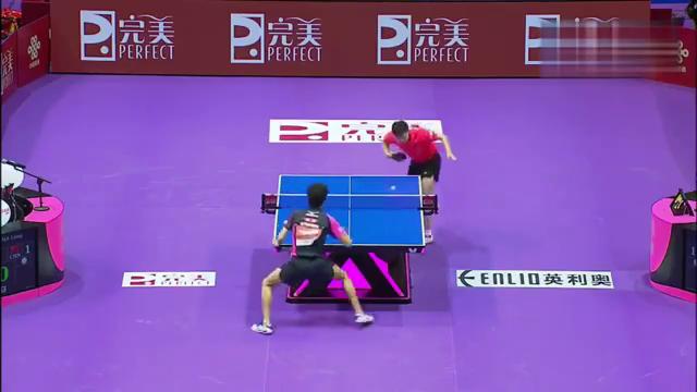 经典回顾:2016世乒赛团体赛中日之战 马龙VS吉村真晴