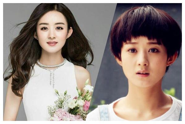 女星短发造型,杨幂唐嫣刘诗诗赵丽颖,你觉得谁的短发最有气质