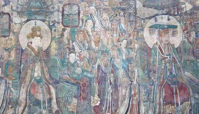 历史之谜~画圣吴道子究竟有没有买凶杀人?