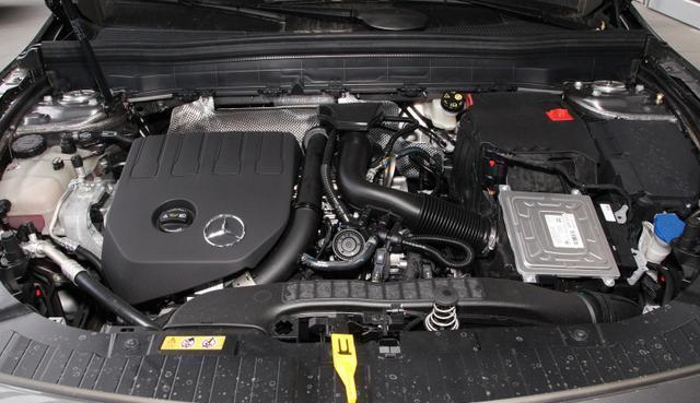 落地40万,提车1.3T奔驰GLB,车主认为面子比动力更重要