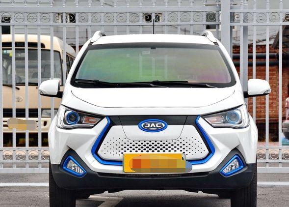 充满时尚元素的江淮iEV6E新能源,多重设计彰显个性,回头率很高