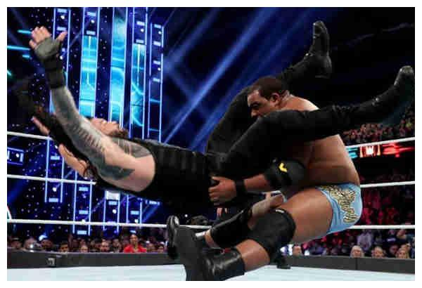 WWE基斯·李揭露《强者生存2019》之后,罗曼对他讲了什么