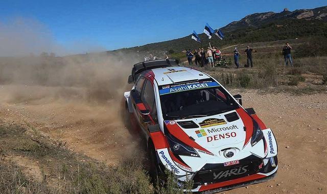 发表GR Yaris!丰田誓言今年要在WRC拿下三个不同冠军
