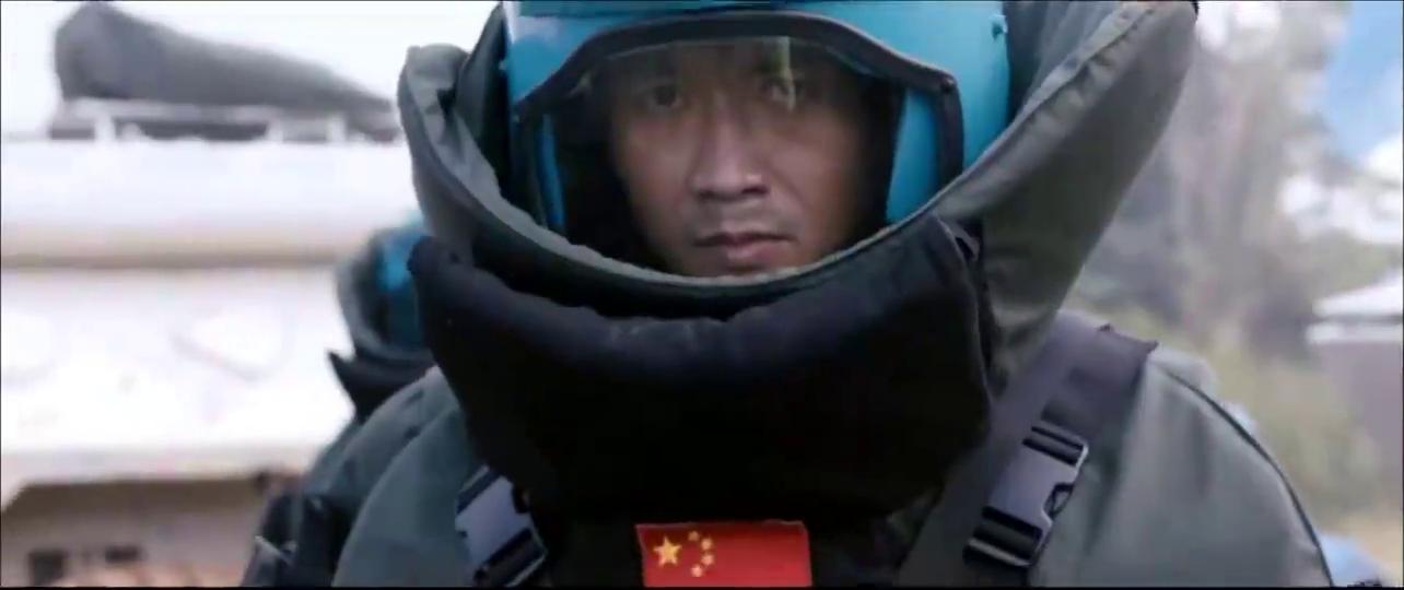 中国蓝盔:这段太惊险了,看得我热血澎湃