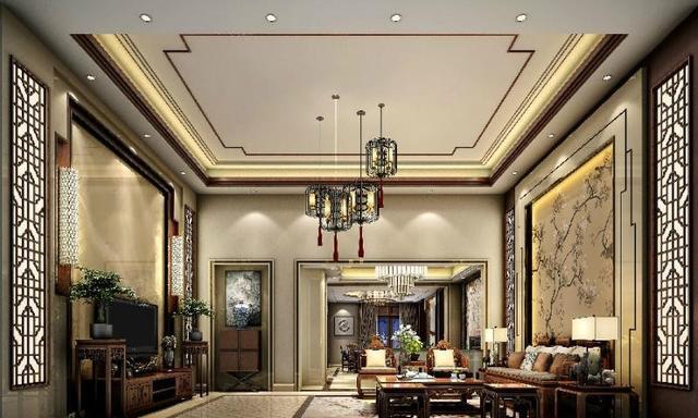 新中式装修风格有多美?即艺术又有内涵,这才是中国风