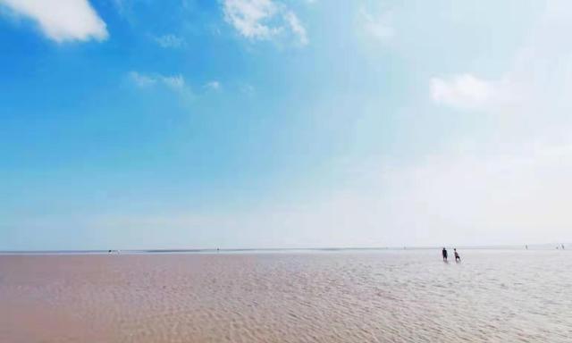 逃离上海城市喧嚣几百公里之外的大海,为何长途跋涉都要去游玩?