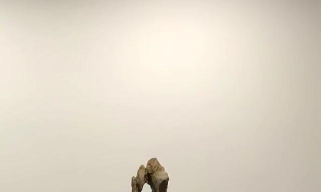 乾隆皇帝与灵璧石的一个小趣事