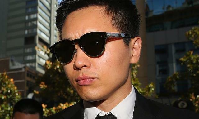 高云翔案件转向大好,他与律师聊天开怀大笑,受害女子疑爱慕他