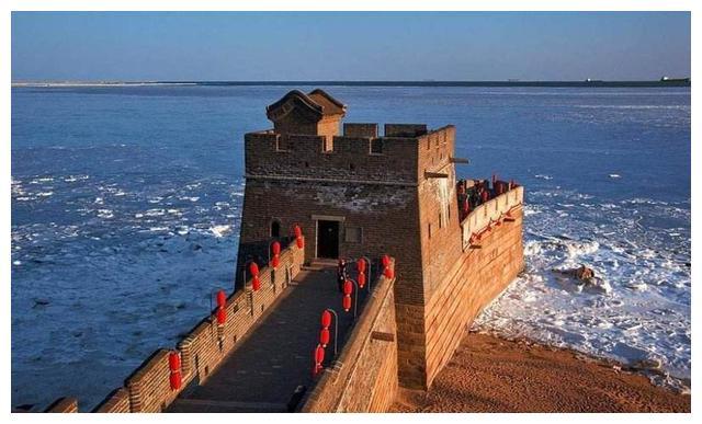 區分為七個地區的秦皇島