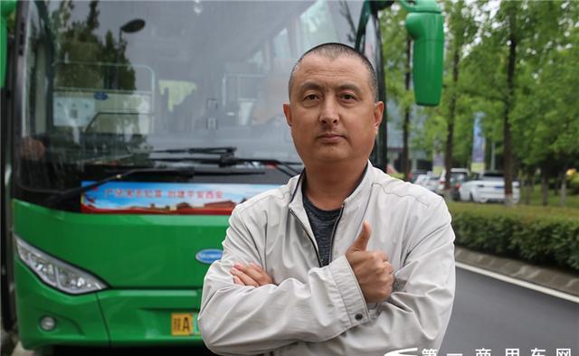 不是宇通不是比亚迪!这款11米纯电动大巴带动陕西旅游客运转型