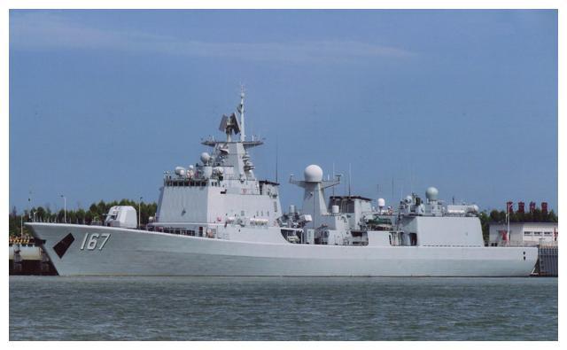 米波雷达拆了,原装的相控阵也没了!深圳舰的配置难道越改越弱?