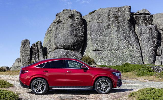 367马力 全新奔驰GLE Coupe或于第四季度引入国内市场