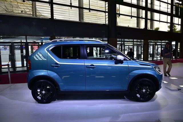 进口的一款日系SUV,不13万,百公里油耗4.9L,但没人买