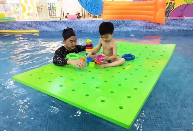 为什么要给孩子选择水育早教?水育早教益处知多少