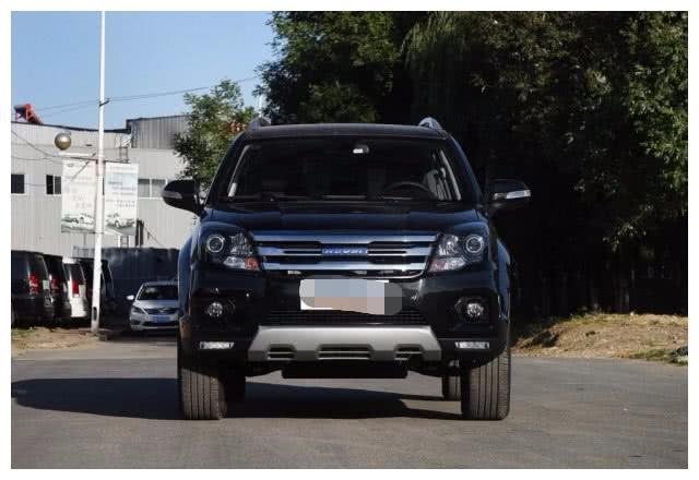 最低廉的四驱越野SUV,比汉兰达高一头,关键不足10万