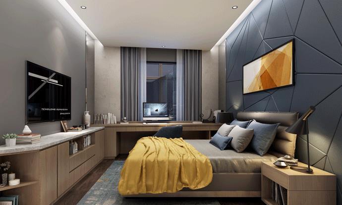 西安旧房装修改造翻新:省钱又有视觉感和设计感的梦想家