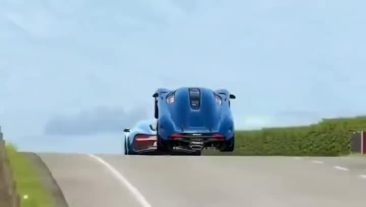 论跑车空气动力的重要性