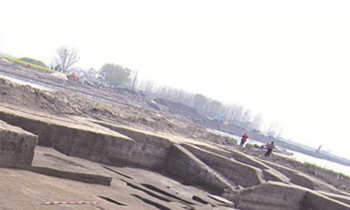泰州蒋庄遗址突破了学术界认为良渚文化分布范围北不过长江的观点