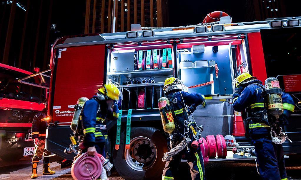 消防灭火救援预案
