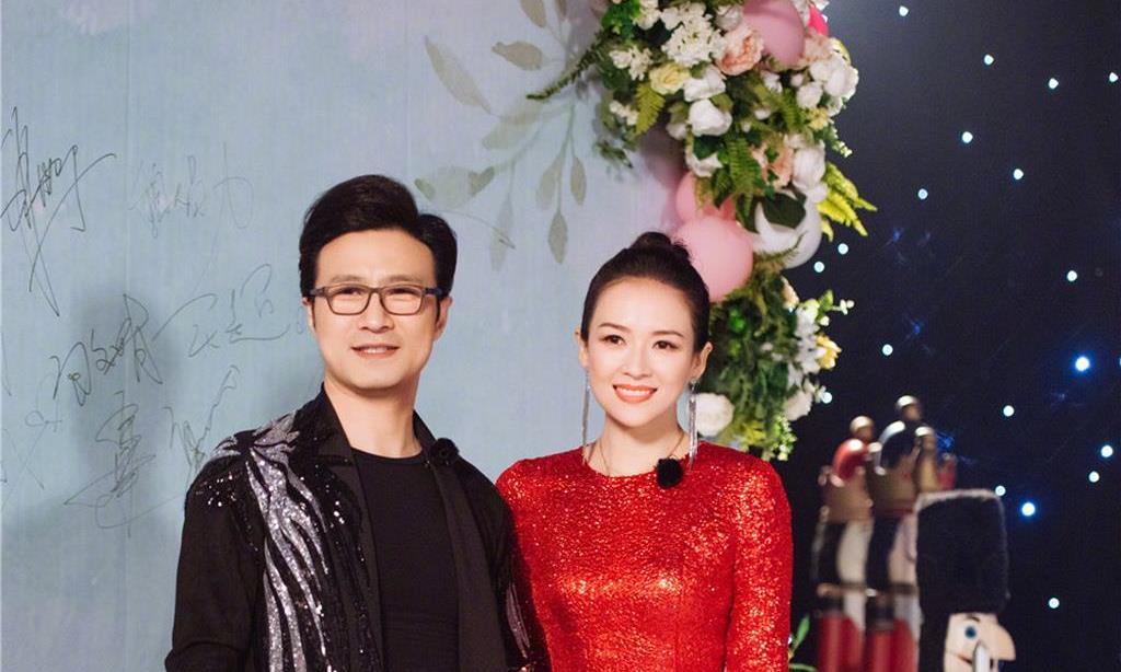 章子怡、袁咏仪、张嘉倪、包文婧浪漫斗艳,谁是你心目中的妻子!