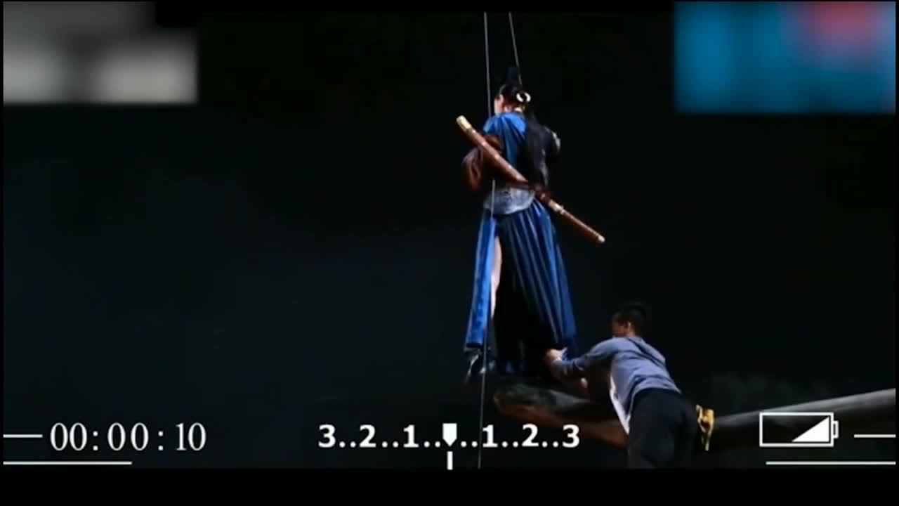 《镇魂街》幕后花絮带你全程了解拍戏的过程那些特技怎么来的