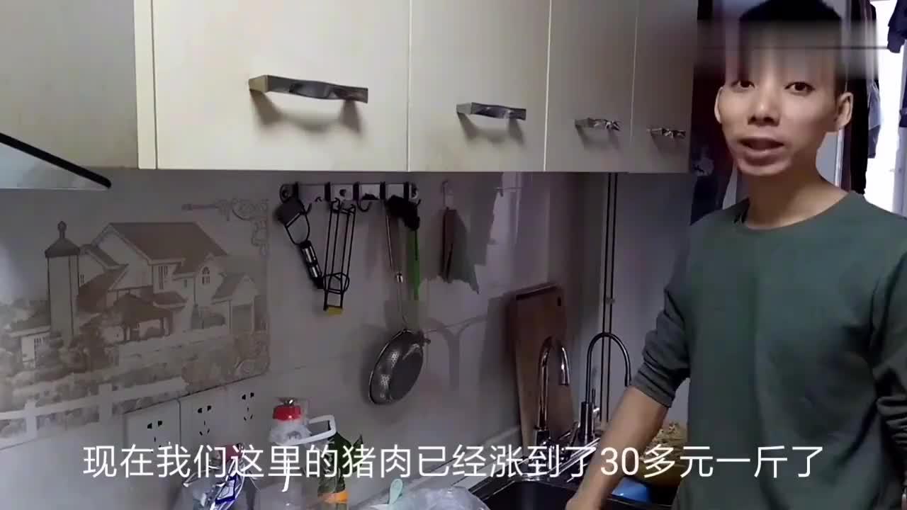 重庆华哥版水煮鱼岳父连说好吃华哥吃到撑也舍不得放筷子