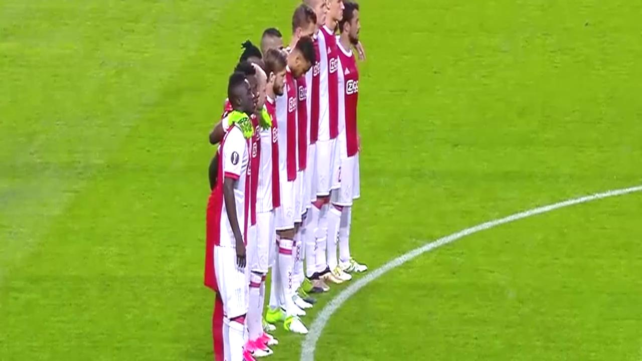 欧联—队史首夺欧联杯!博格巴姆希塔良破门 曼联2-0阿贾克斯