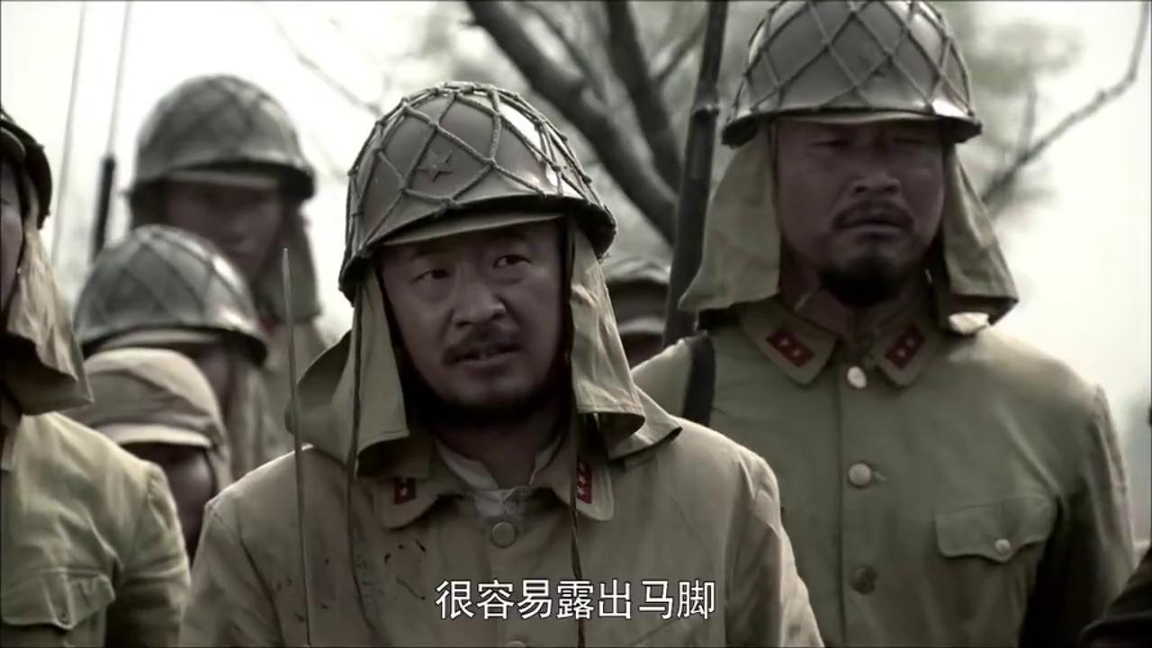 永不磨灭的番号:李大本事假装日本人,带兄弟们吃上大鱼大肉!