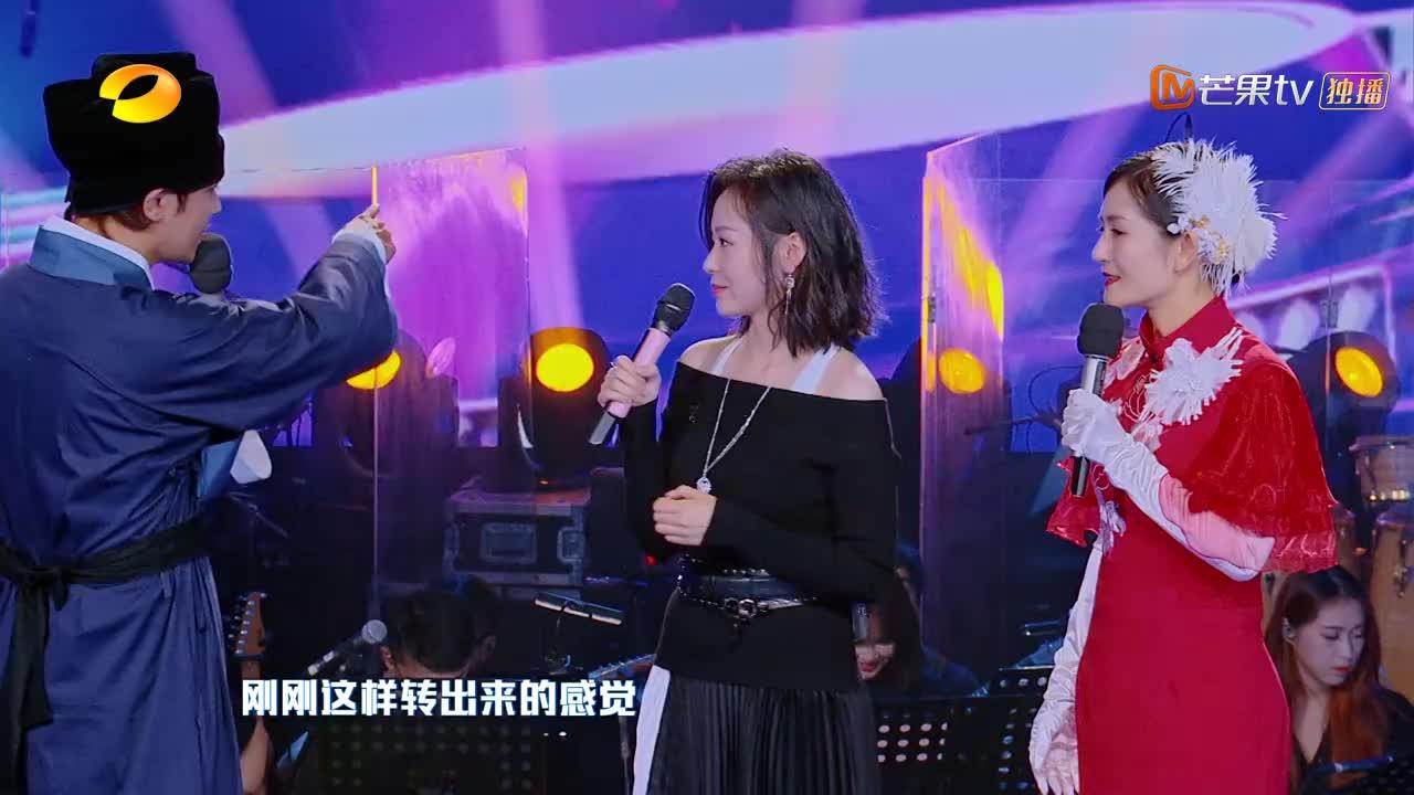 张靓颖自曝三天追完《甄嬛传》  绝对是追剧界的实力派担当了