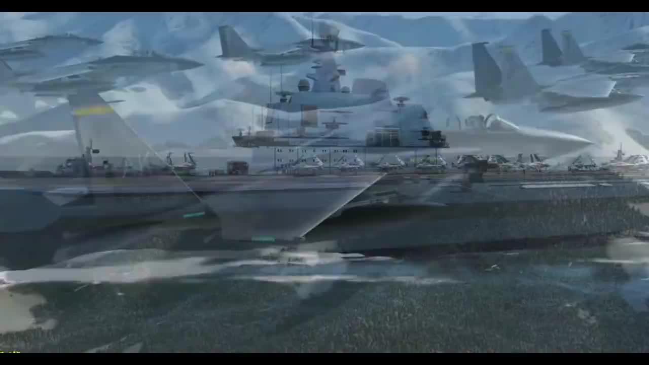 游戏模拟:辽宁舰航母遭到400架无人机攻击,辽宁舰能防守住吗