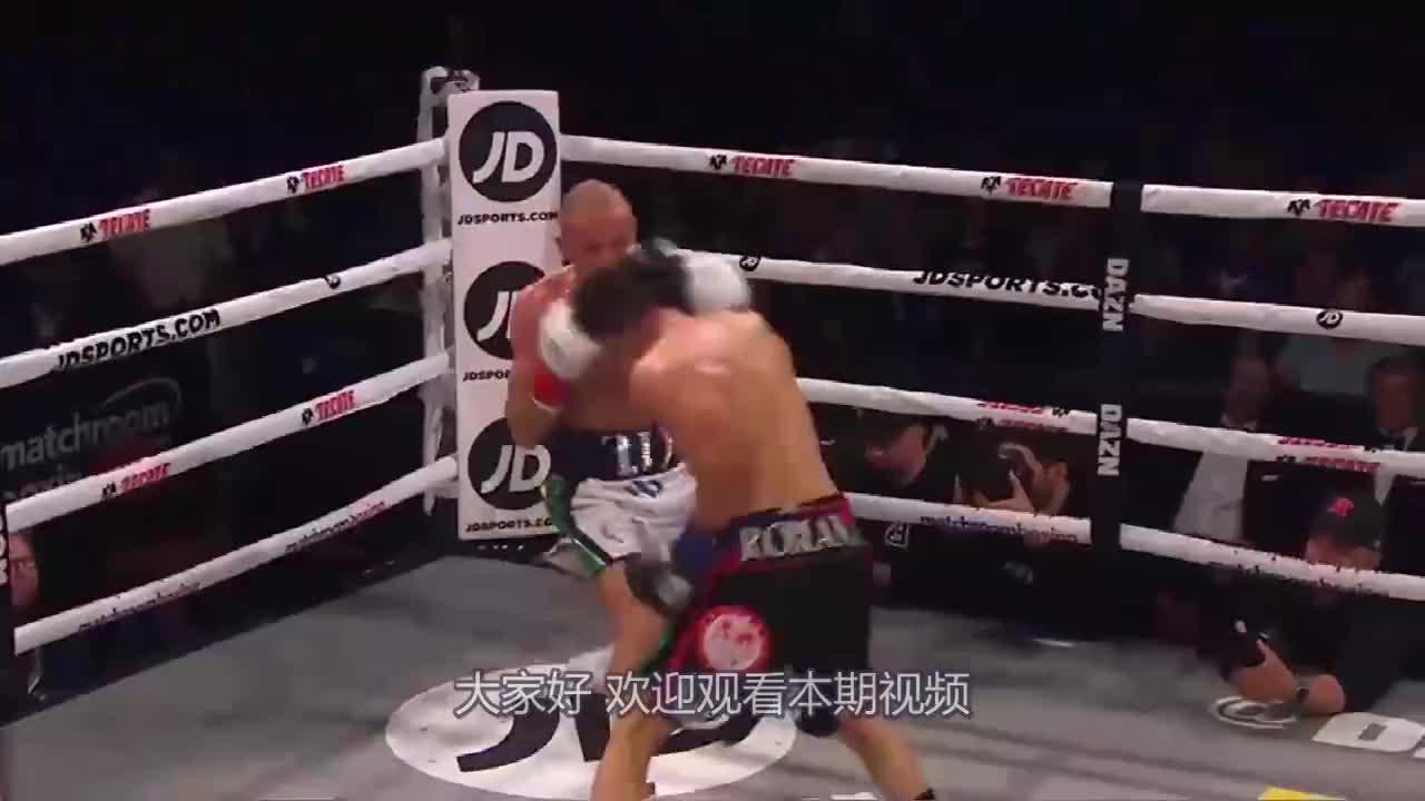 史上最奇葩拳击赛优雅与暴力并存选手边流鼻血边比赛