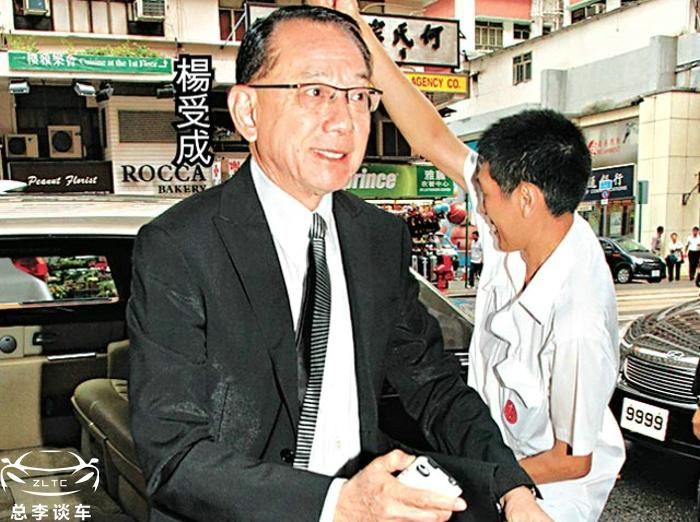 香港最牛的凯美瑞,被誉为身份的象征,车主捧红过很多明星