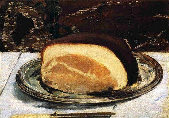 印象主义奠基人之一 爱德华·马奈 绘画作品欣赏