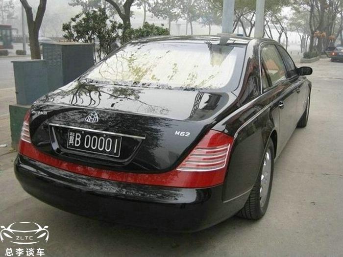 河北省有18辆W240迈巴赫,其中14辆集中在一个城市,价值过亿