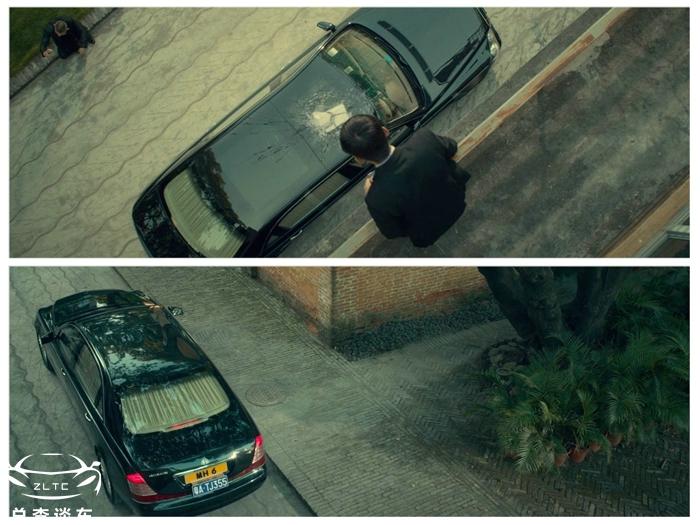 偶遇迈巴赫62,这辆车拍过电影,大鹏坐过,王宝强砸过