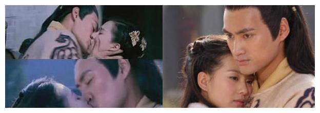 女星荧幕初吻,刘诗诗给了袁弘,赵丽颖给了高梓淇,唐嫣却给了他