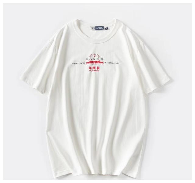 T恤衫的面料知识大全,让我们认识衣服每个细节,精细地生活