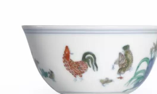 从古至今,鸡缸杯纹饰的变化,你更喜欢哪一种?