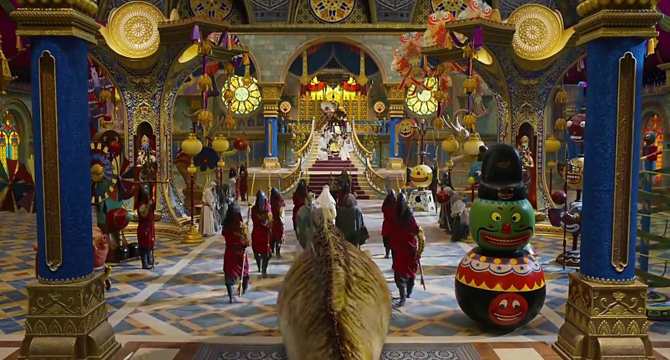 国王也是妖怪!居然没顶住悟空的打!悟空太牛了!