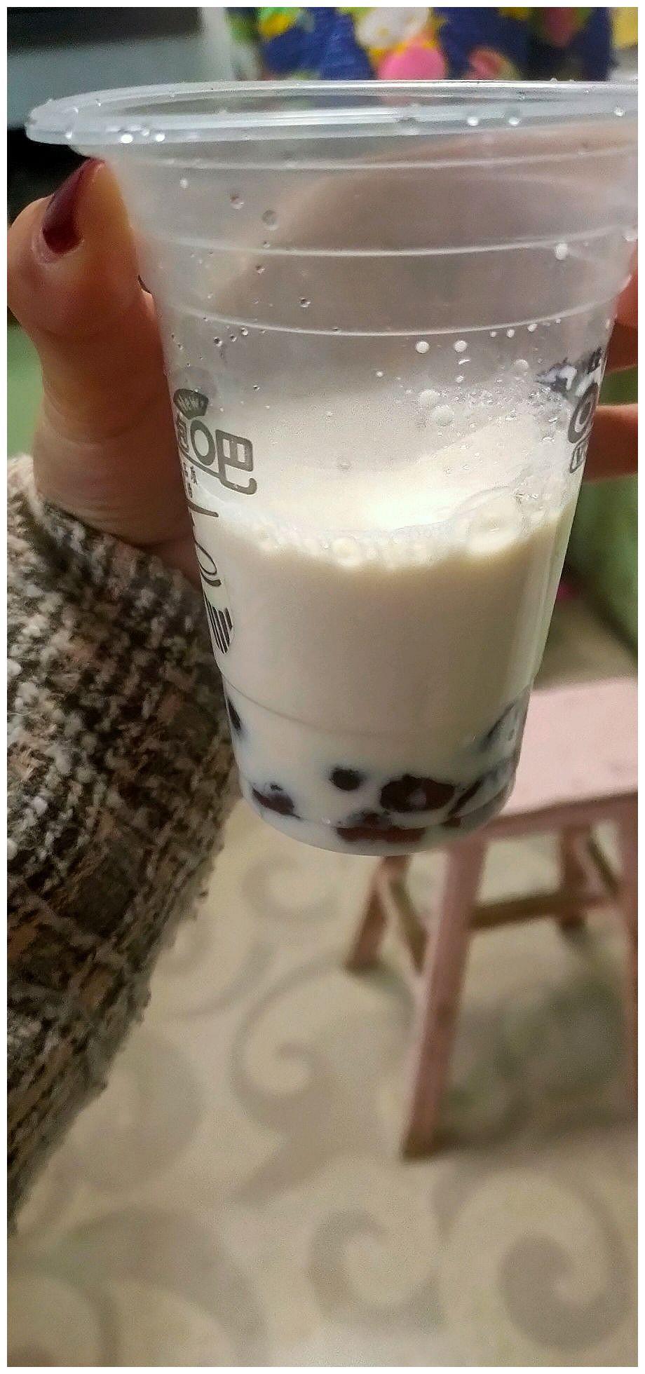 在家自制珍珠奶茶