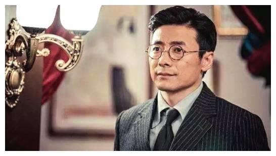 出色演员祖峰,居然是个潜藏的大书法家,演绎了很多经典角色
