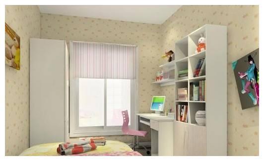 这样摆放家具,能让你的卧室增大几平米